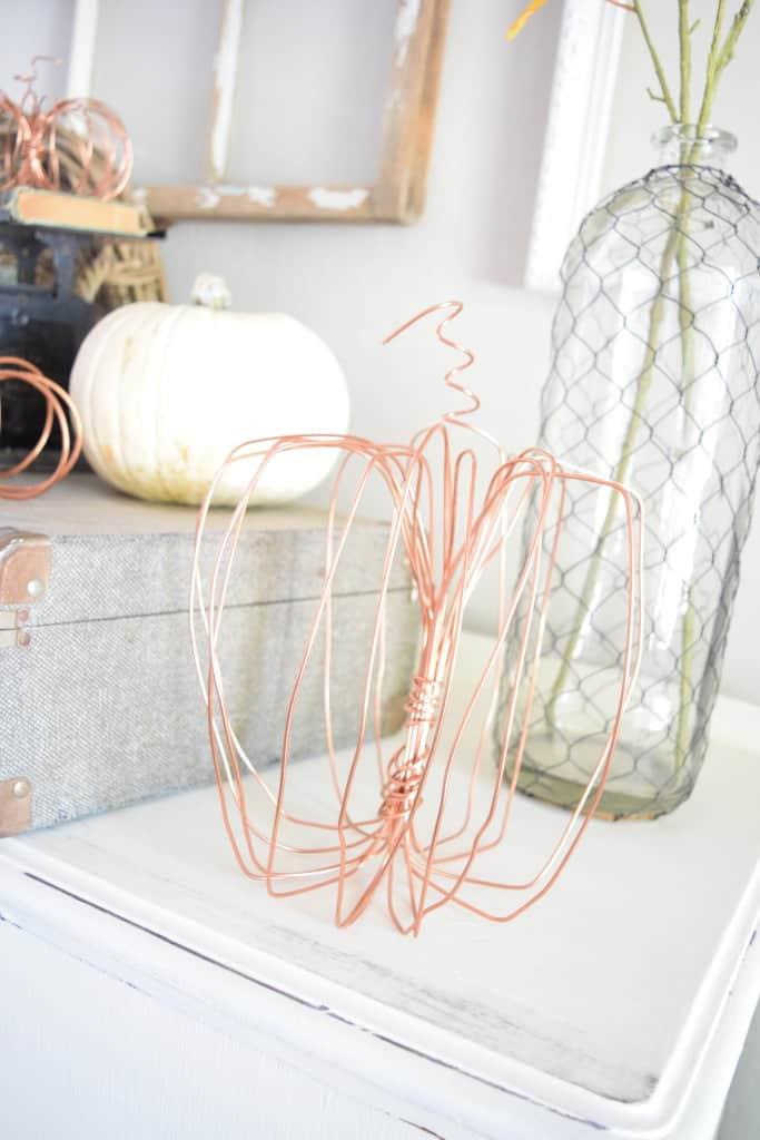 Copper Pumpkins 8