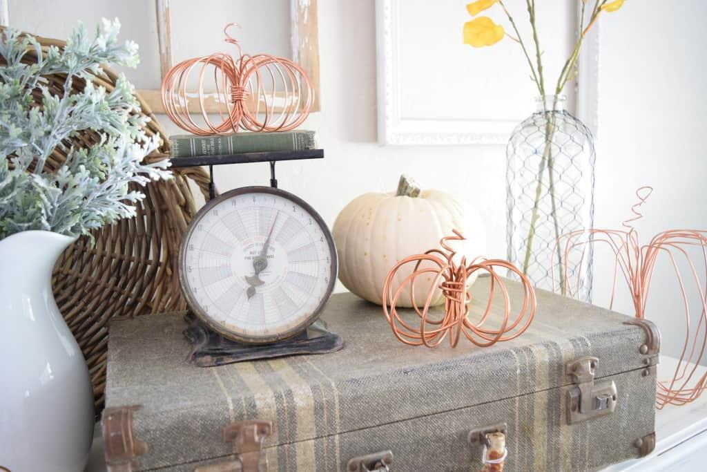 Copper Pumpkins 9