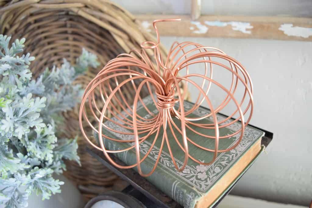 copper pumpkins 7