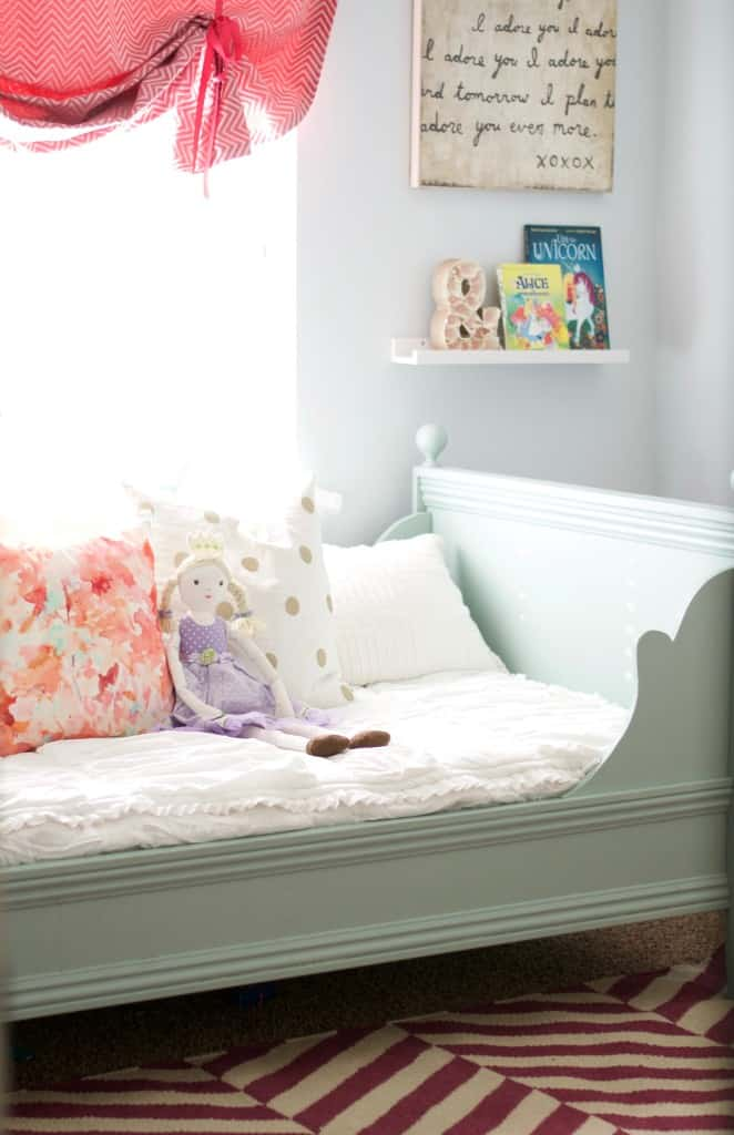 A Colorful Sweet Little Girl S Room The Collected House