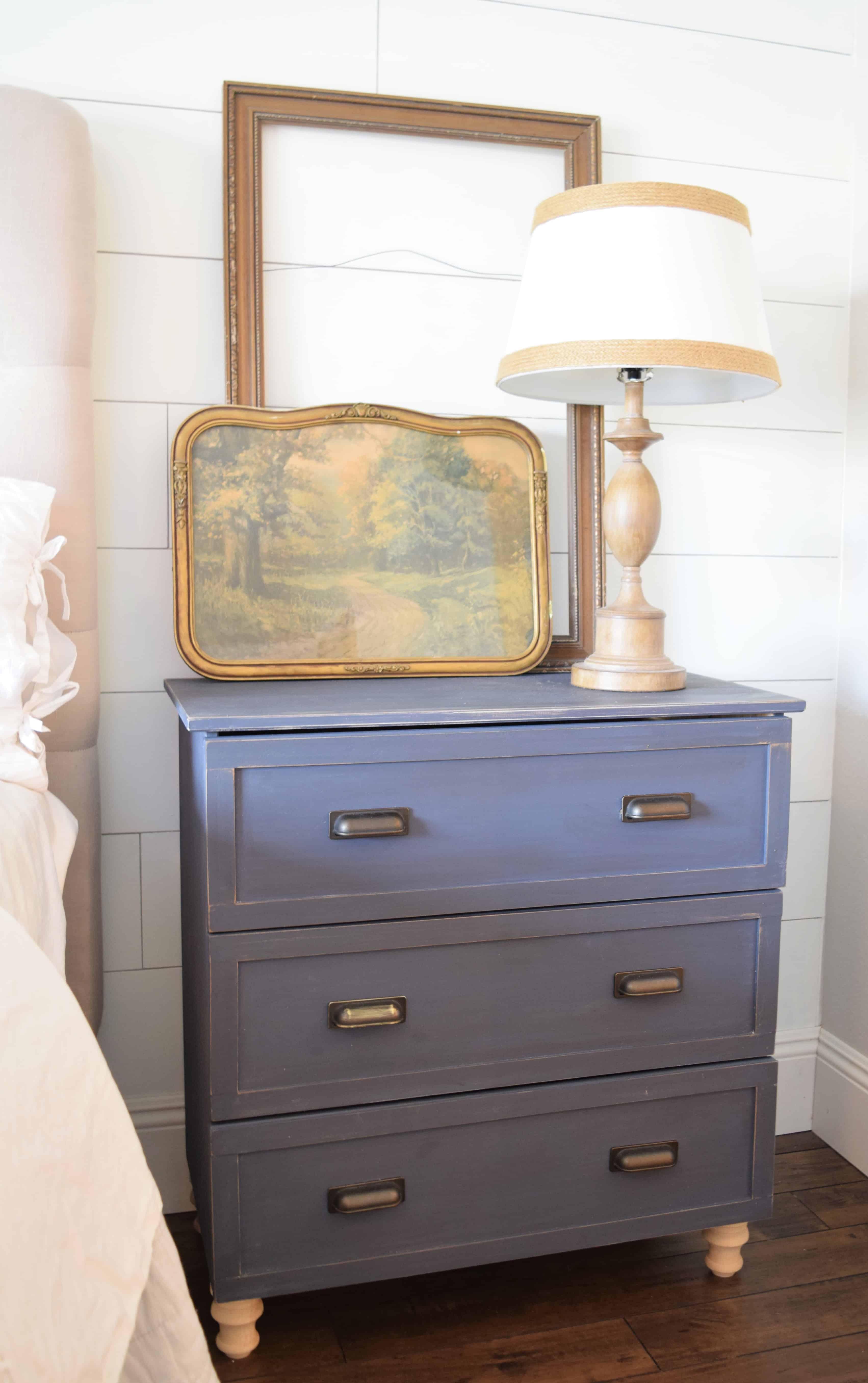 ikea tarva dresser hack the collected house. Black Bedroom Furniture Sets. Home Design Ideas