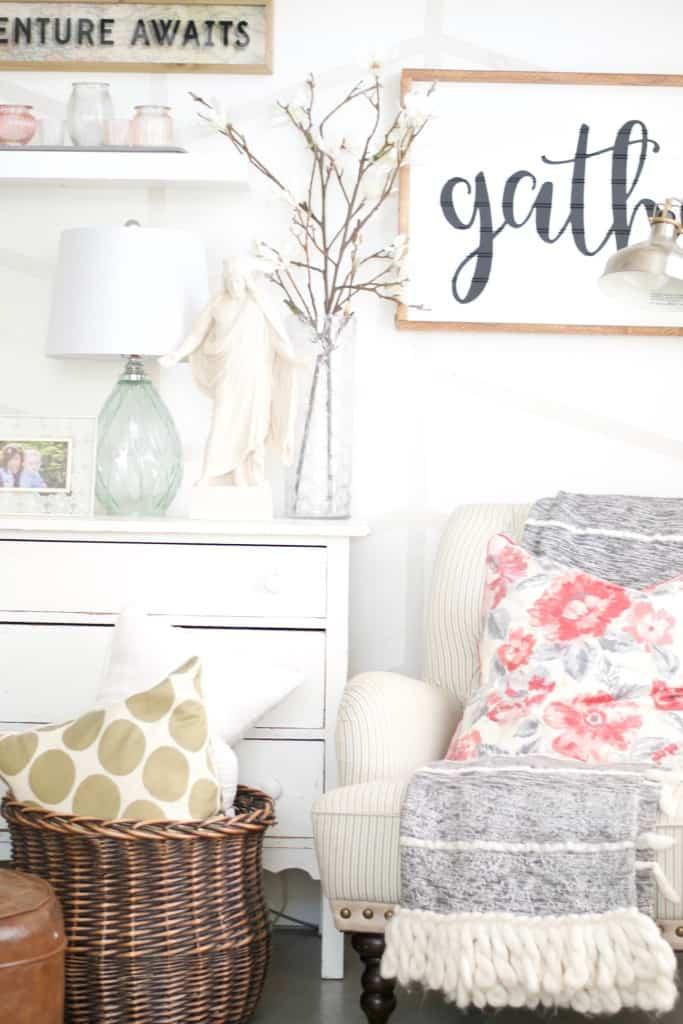 Styled Shelves - 1