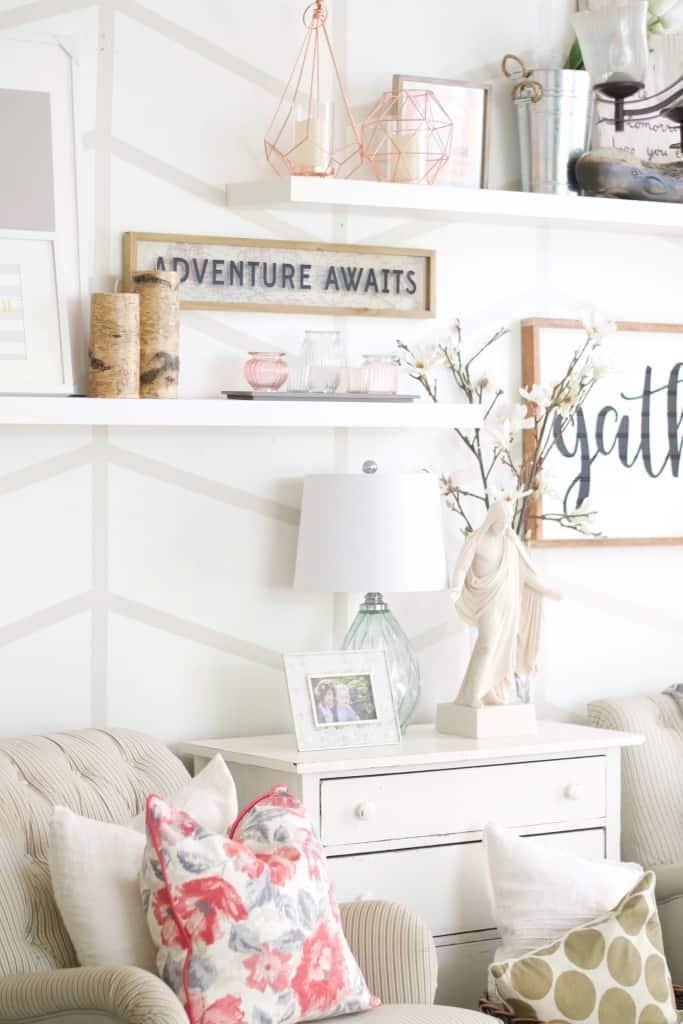 Styled Shelves - 10