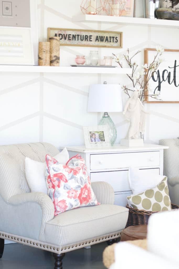 Styled Shelves - 14