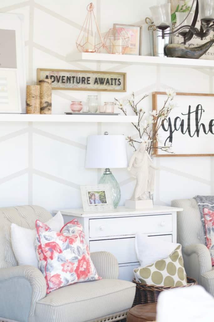 Styled Shelves - 15