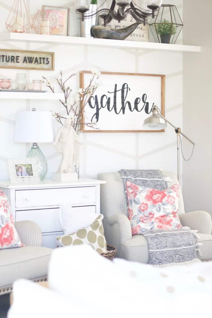 Styled Shelves - 16