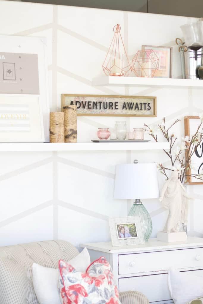 Styled Shelves - 18