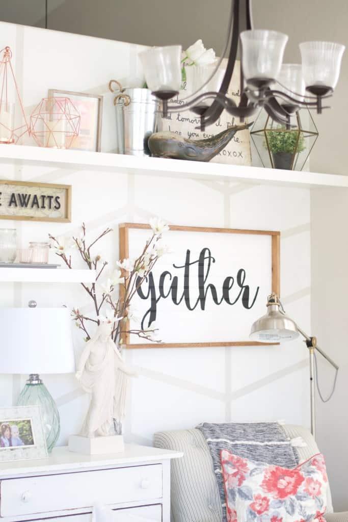 Styled Shelves - 20