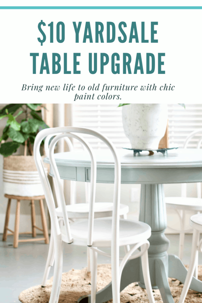 Painted furniture tips.
