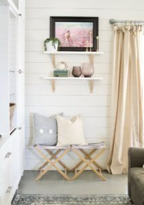 how to install shelves with brackets the right way
