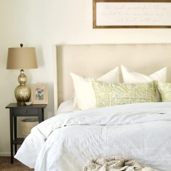 Master Bedroom Bedding Source