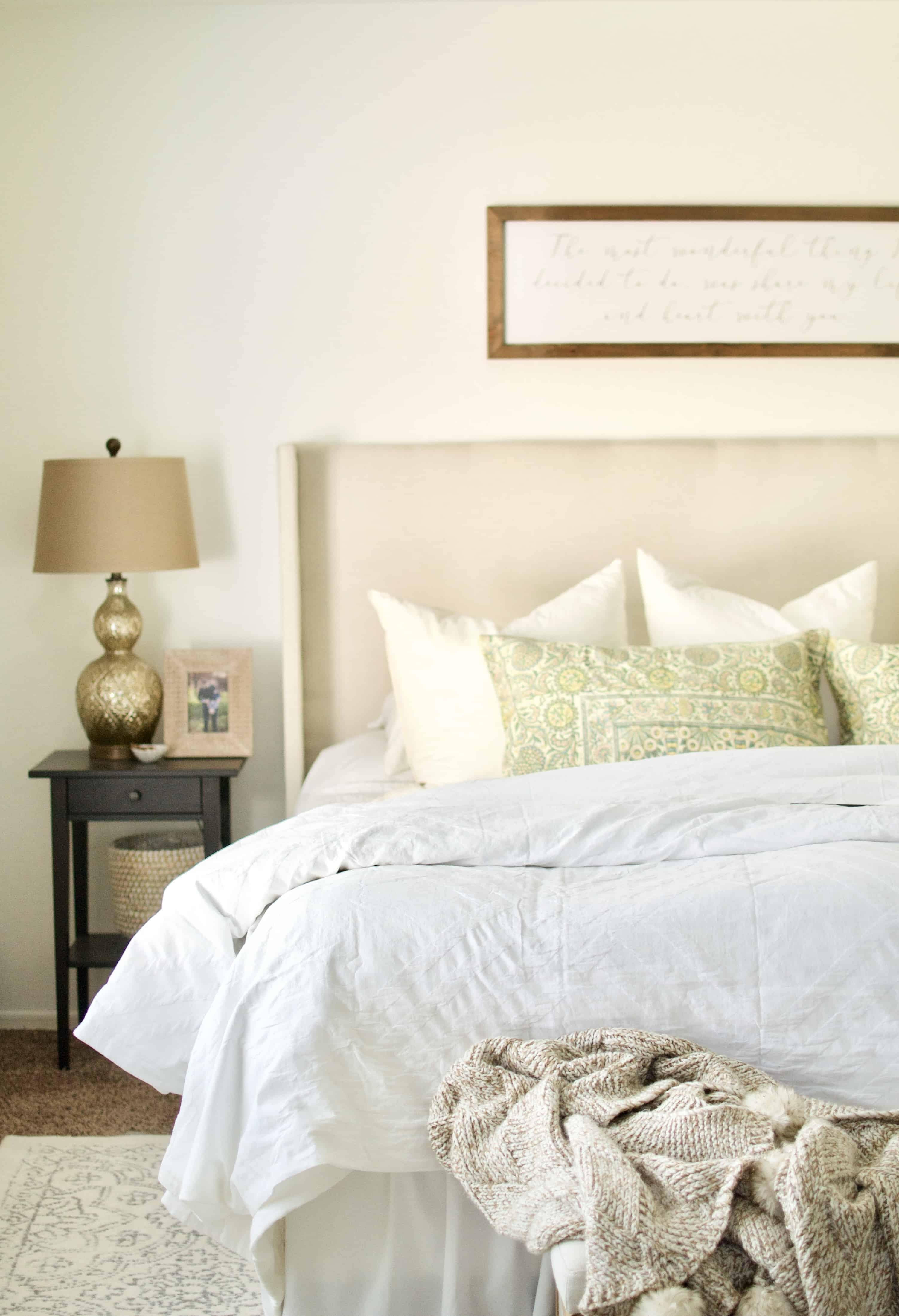 Master Bedroom Bedding Source