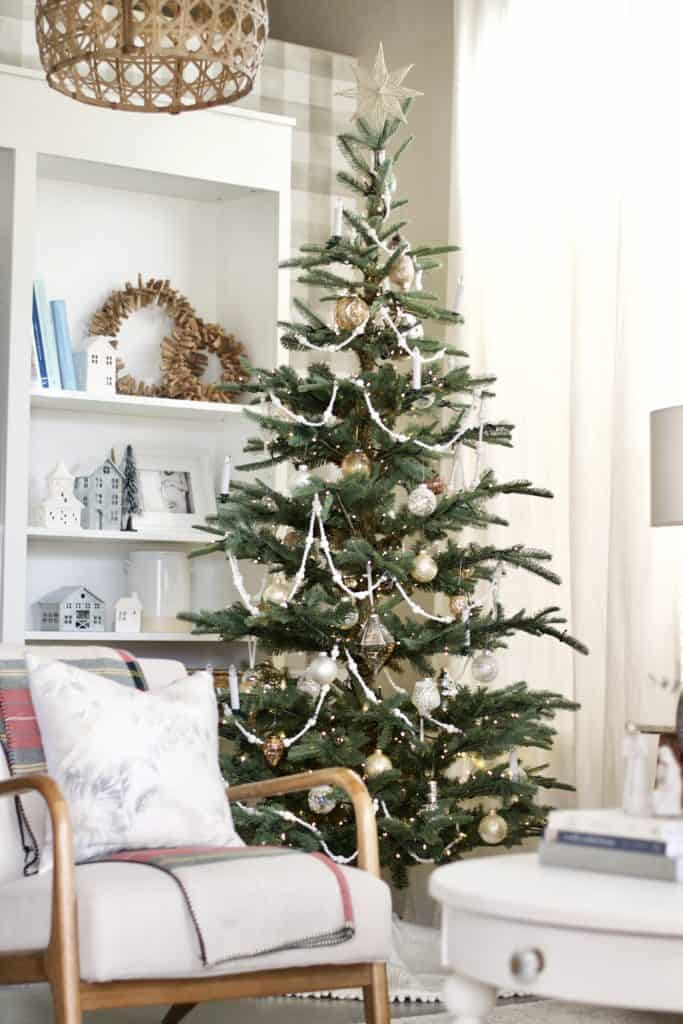 Whimsical and classic Christmas Tree
