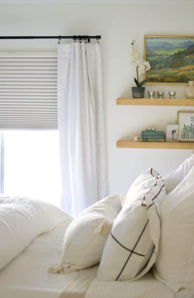 Smart Home Enabled window shades