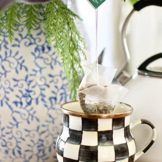 how to make a knockoff medicine ball starbucks tea sugar free