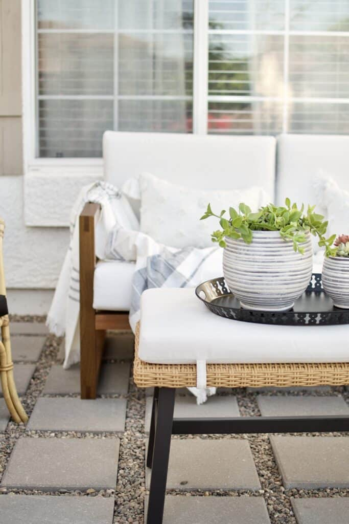 Outdoor living area inspiration