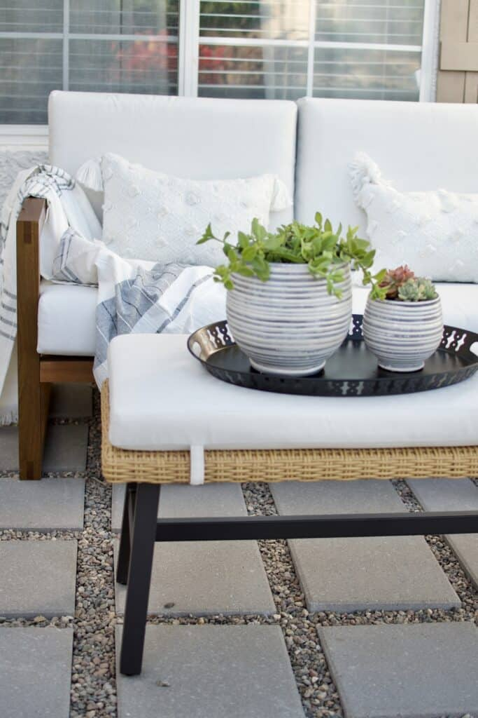 How to DIY a patio